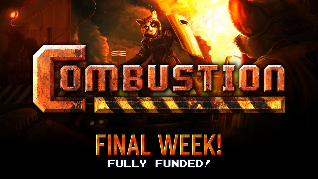 COMBUSTION: A Dieselpunk Action-RPG project video thumbnail
