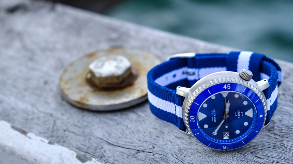 The Irukandji Dive Watch
