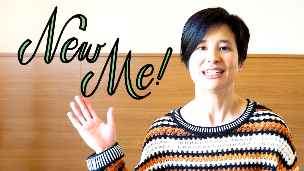 New Me! project video thumbnail