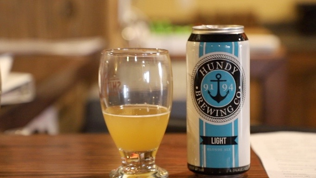 Hundy Brewing Co. project video thumbnail