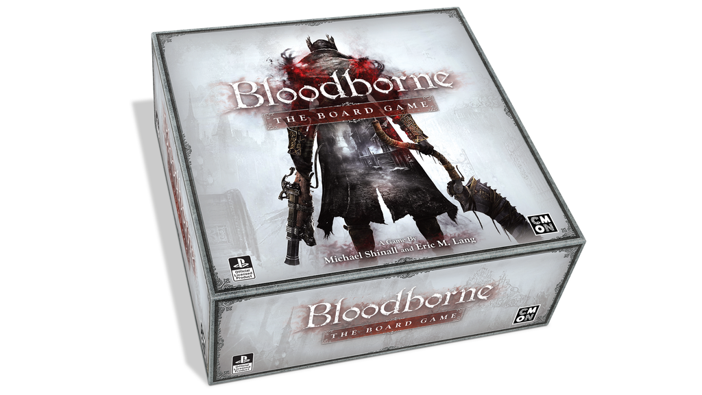 Bloodborne: The Board Game project video thumbnail