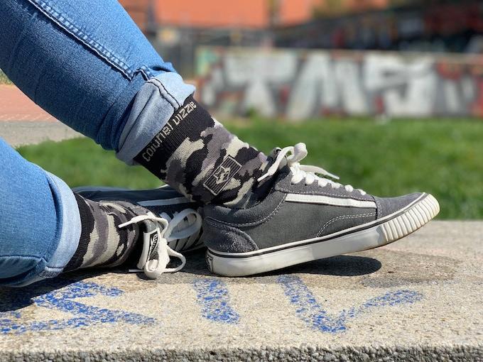 YoRocket - Dizzle Socks