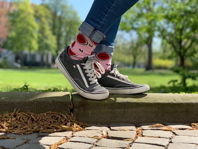 YoRocket - Watermelon Socks