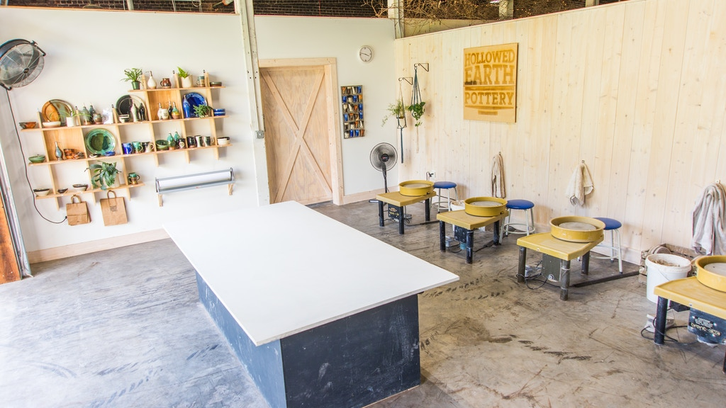 Hollowed Earth Pottery: Studio Expansion project video thumbnail
