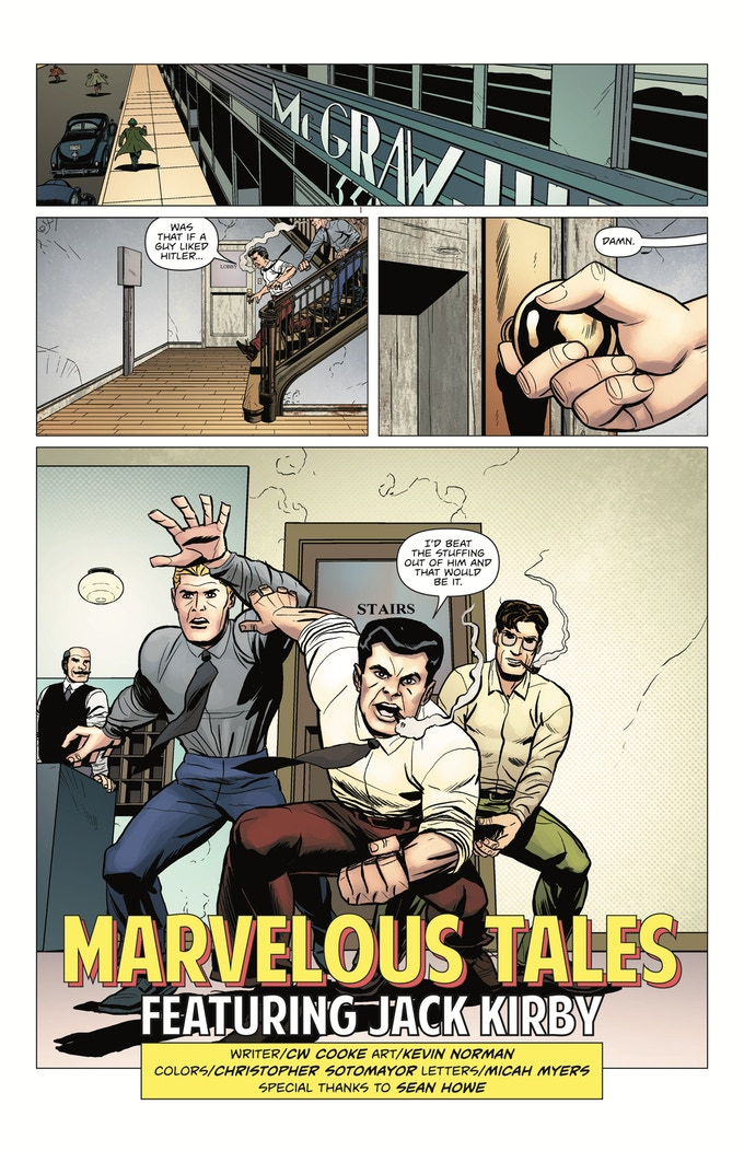 """""""A MARVELOUS ACT"""" pg 4"""