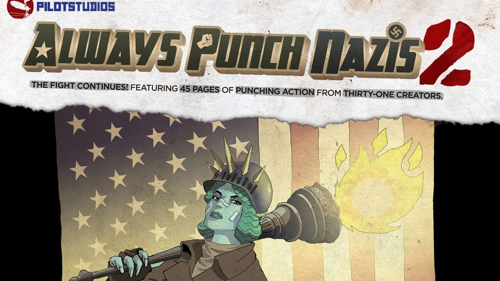 Always Punch Nazis Vol. 2 project video thumbnail