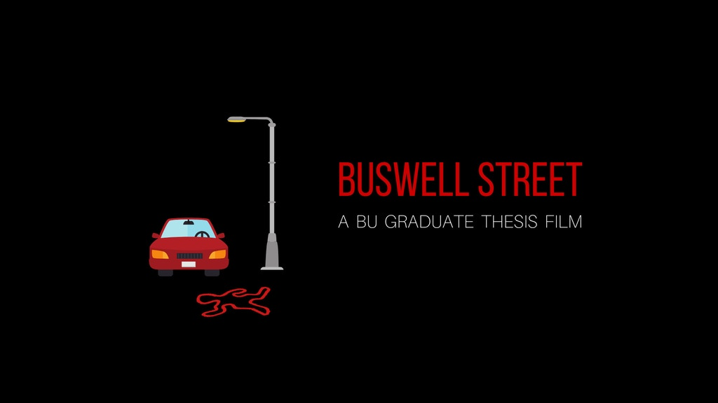 Buswell Street project video thumbnail