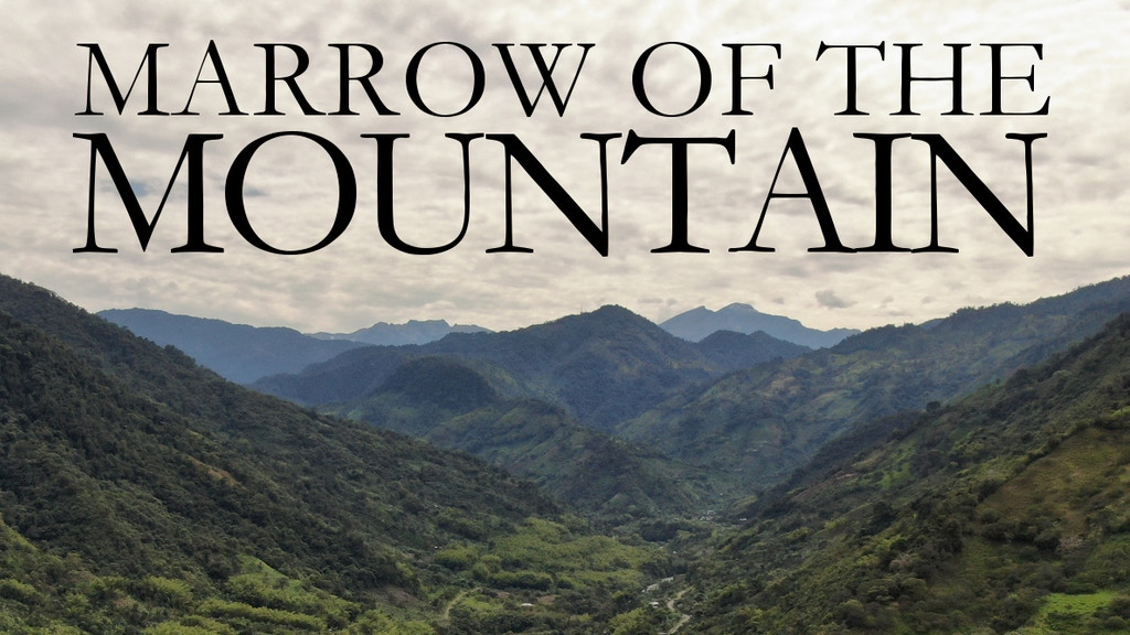 Marrow of the Mountain project video thumbnail