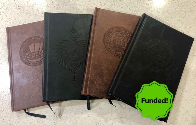Official Call of Cthulhu Campaign Journals