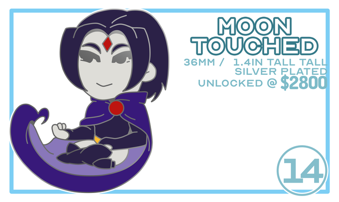 Moon Touched / Unlocked @ $2800