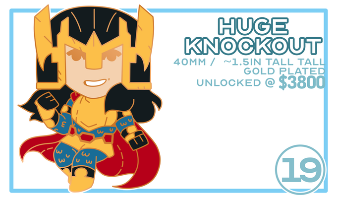 Huge Knockout / Unlocked @ $3800