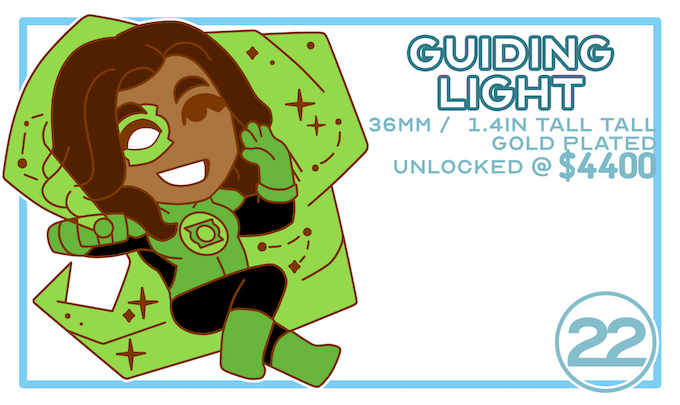 Guiding Light / Unlocked @ $4400