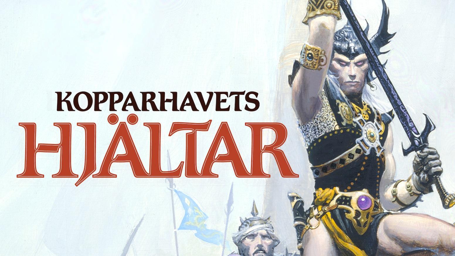Ett nytt rollspel i Kopparhavet bland klassiska rollspelsmiljöer skapade av titaner som Anders Blixt och Erik Granström.