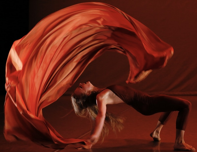 CR DANCE COMPANY, LLC + A Major New Performance Work by Caterina