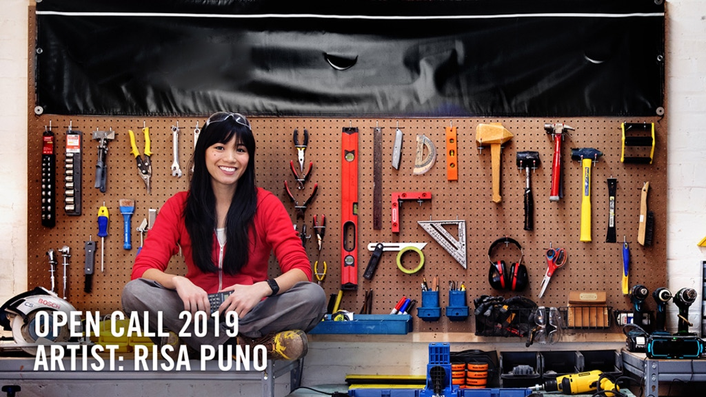 Risa Puno's 'The Privilege of Escape' with Creative Time project video thumbnail
