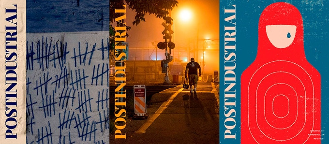 Postindustrial Weekly Covers