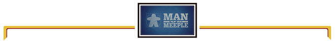 """Uses the rondel in an interesting way. This game is all about optimizations and trying to gain fame with the least amount of resources."" - Man vs Meeple"