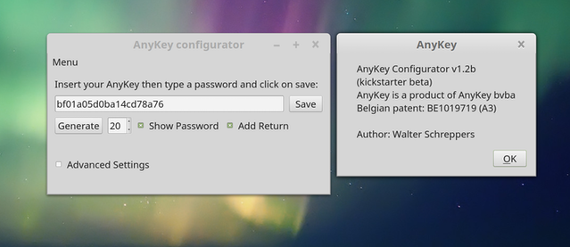 AnyKey: the USB password key by Sietse Goosen » First build