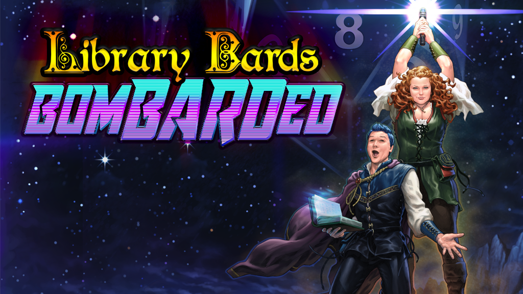 The Library Bards' new album: BomBARDed! project video thumbnail