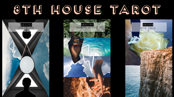 Track The 8th House Tarot's Kickstarter campaign on