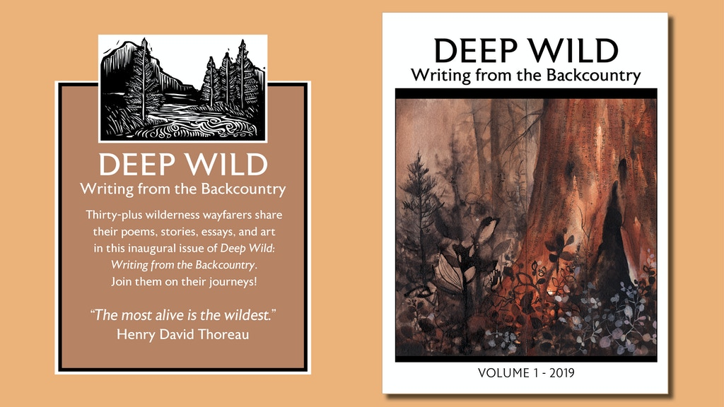 Deep Wild Journal: Writing from the Backcountry project video thumbnail