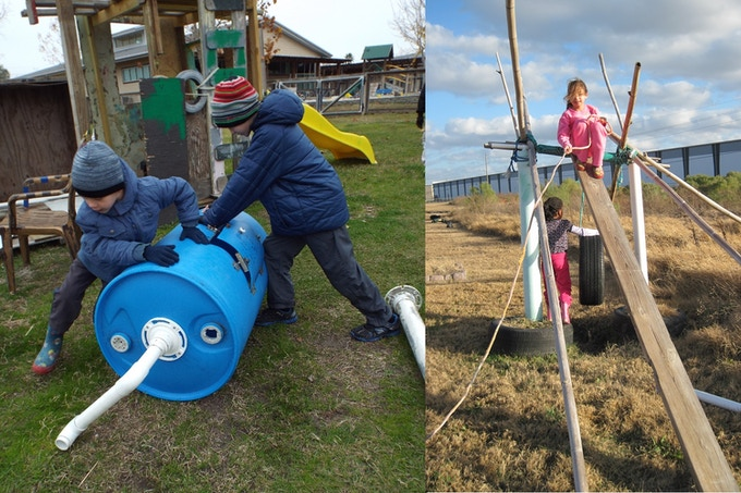 Photos courtesy of play:ground NYC & Parish School