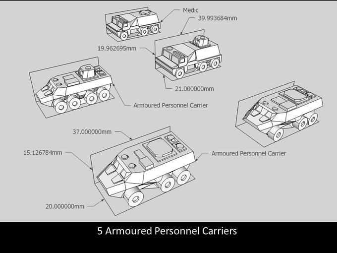 Armoured Personnel Carriers