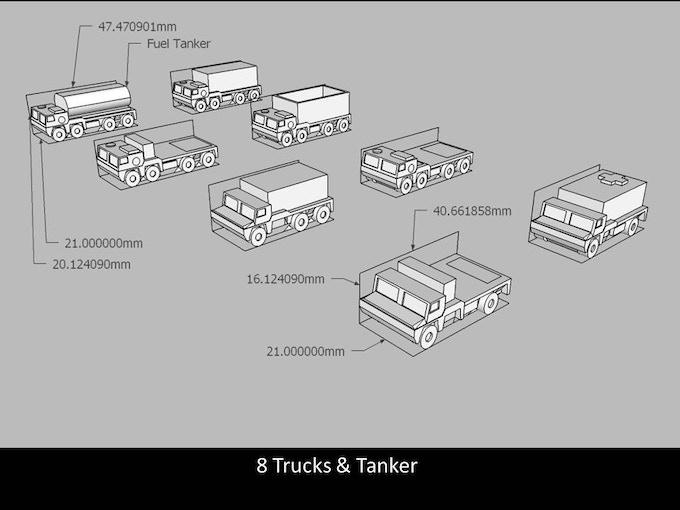 Trucks & Tankers