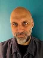Screenwriter Paul Leo