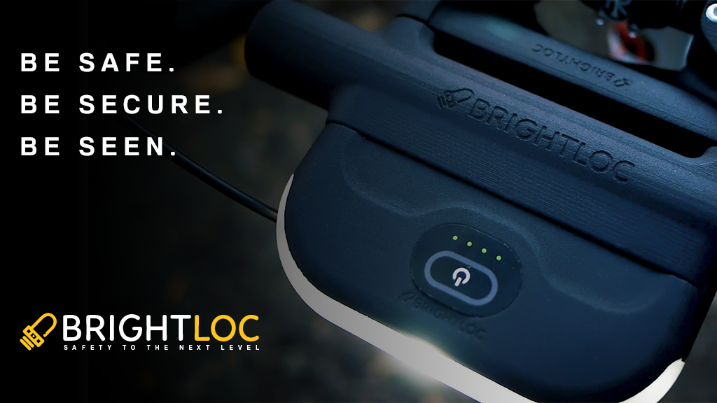 BrightLoc: Innovative 2-in-1 Bike Lock & Light project video thumbnail
