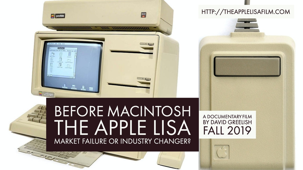 Before Macintosh: The Apple Lisa project video thumbnail