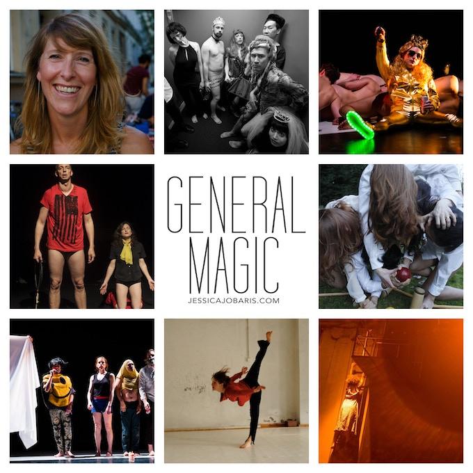 General Magic collage 2011-2019