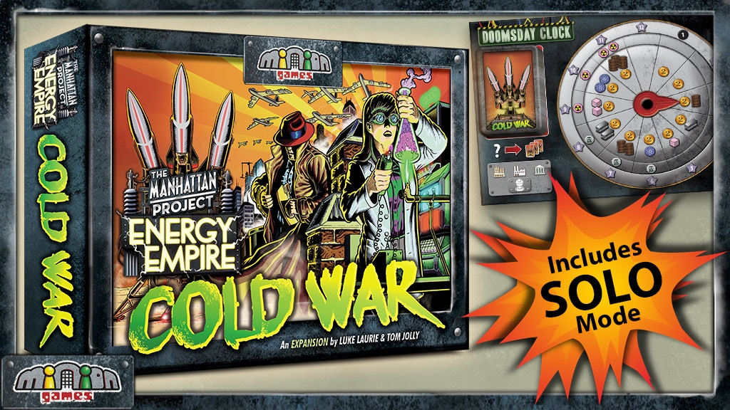 The Manhattan Project: Energy Empire - Cold War expansion project video thumbnail