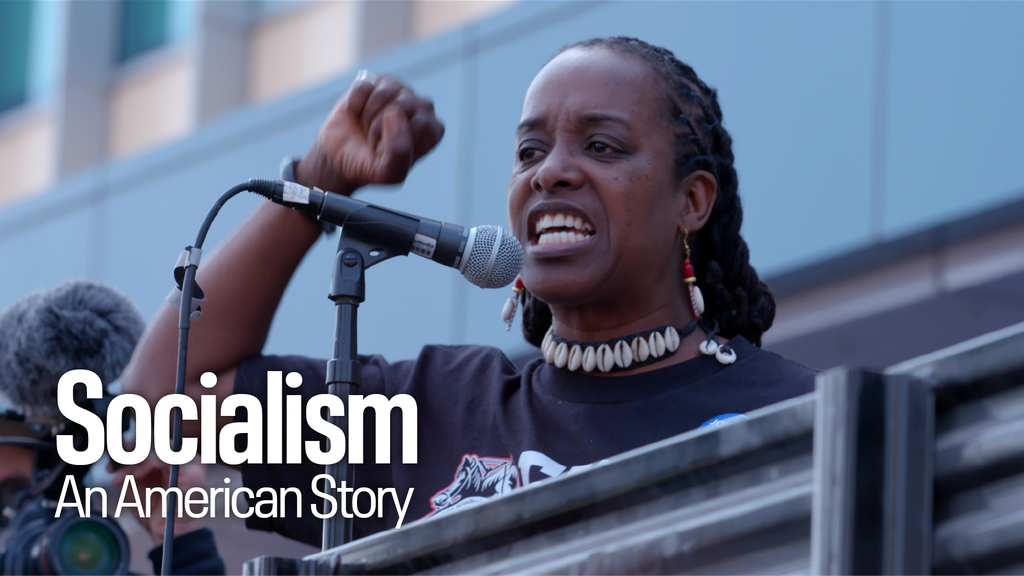 Socialism: An American Story (post-production) project video thumbnail