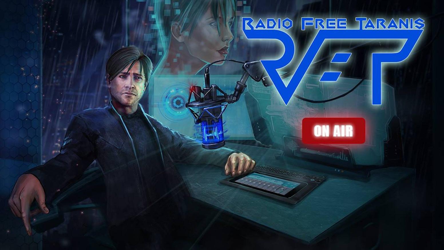 Radio Free Taranis - A Full-Cast Sci-Fi Audio Drama by Shades of