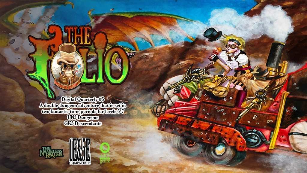 The Folio: Digital Quarterly #5 project video thumbnail