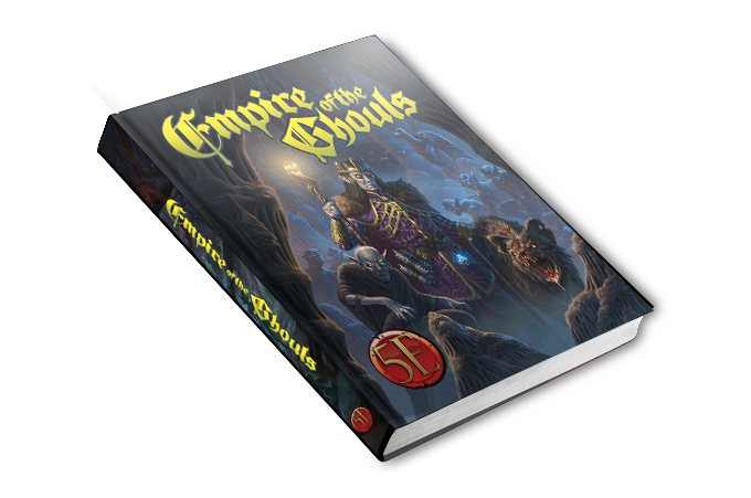 Empire of the Ghouls core book