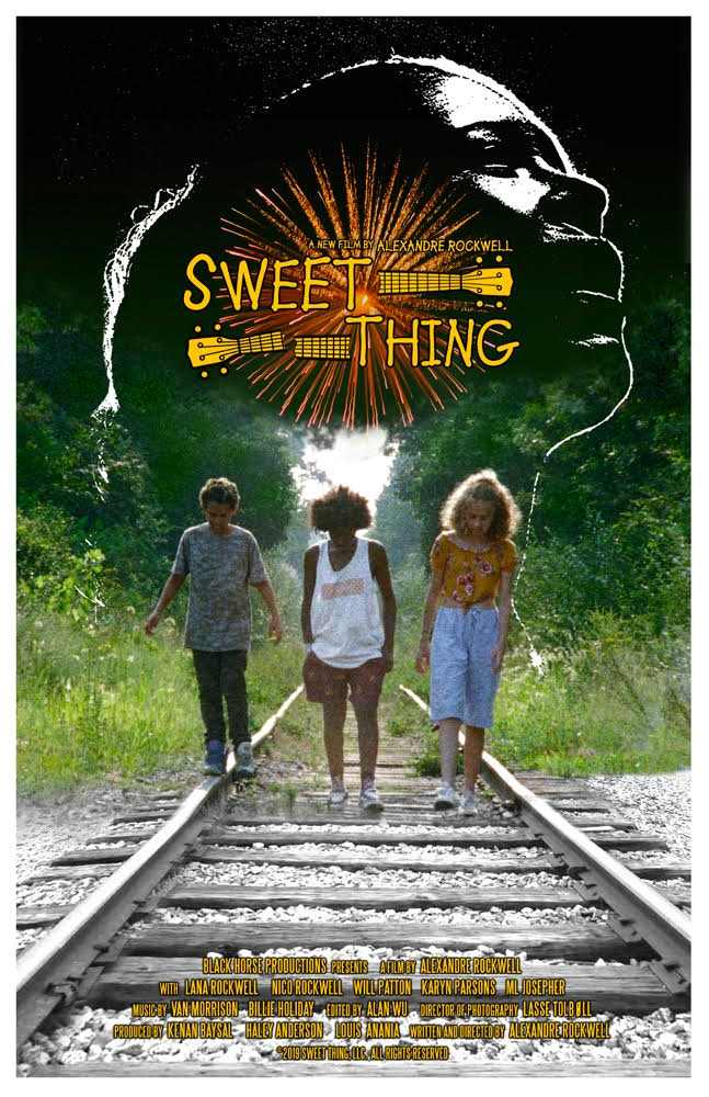 Sweet Thing Poster Mock Up