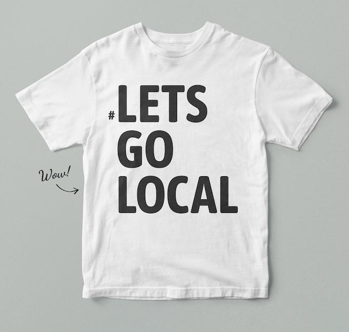 Awesome organic t-shirt!