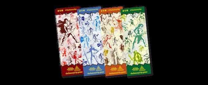 The Fantasy Trip: Decks of Destiny by Warehouse 23 — Kickstarter