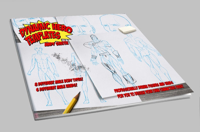 The book!!! What a perfect book for you to design in and show your friends how cool you are!