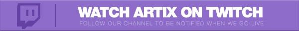 Artix Twitch Channel