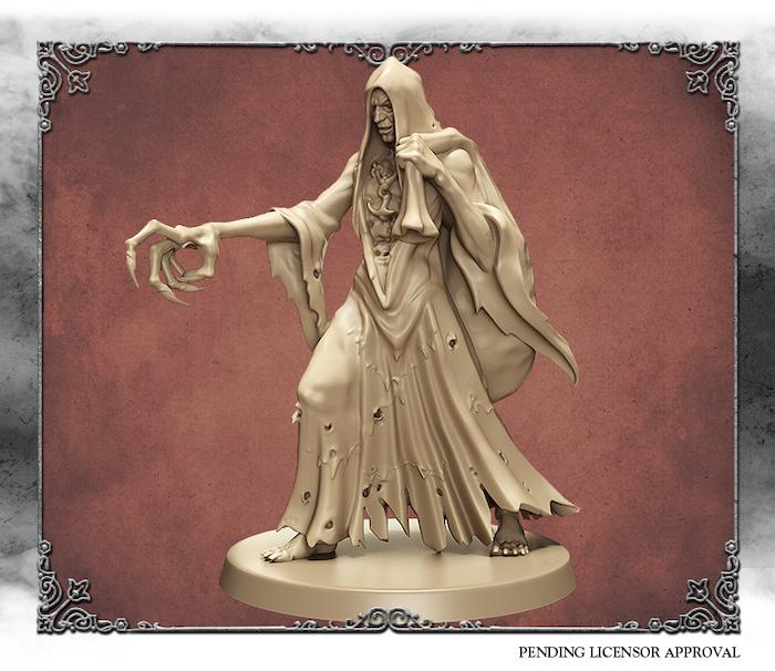 Elfenbein 3d übertragen vom Entführer, der Vorderansicht. Von Aragorn markiert.