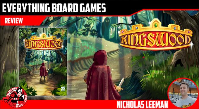 Kingswood by Chad Elkins — Kickstarter