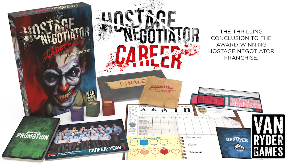 Hostage Negotiator: Career project video thumbnail