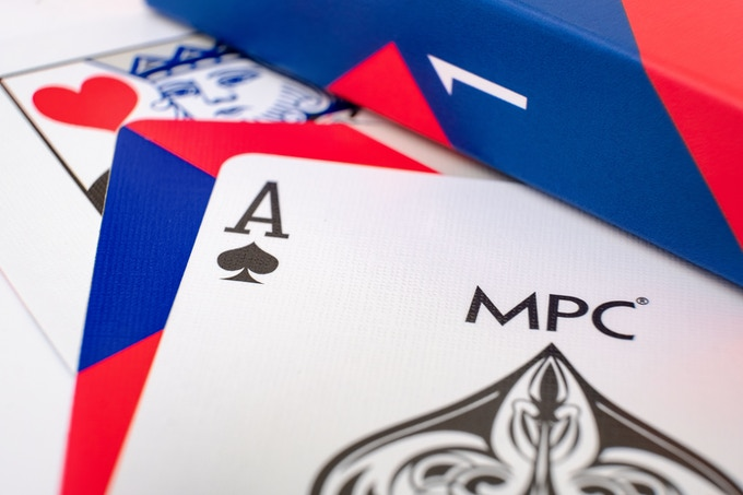New Card Stock specific for Cardistry