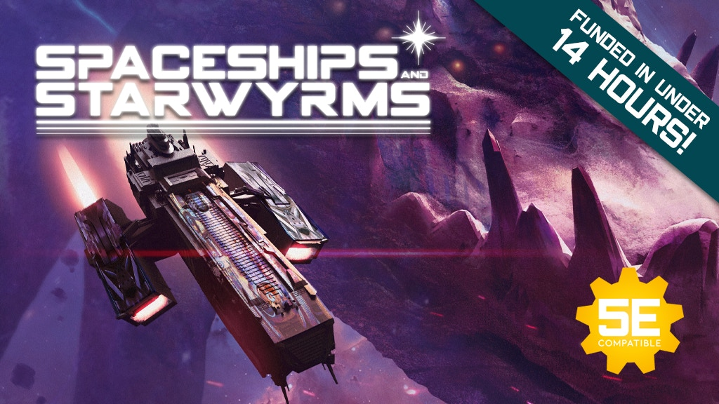 Spaceships & Starwyrms: A 5e Sci-Fi Game project video thumbnail
