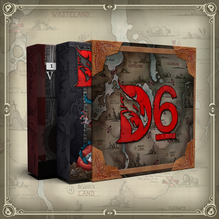 Last chance to upgrade to the deluxe with limited slip case for the original KS price! (Only if you backed during the campaign)