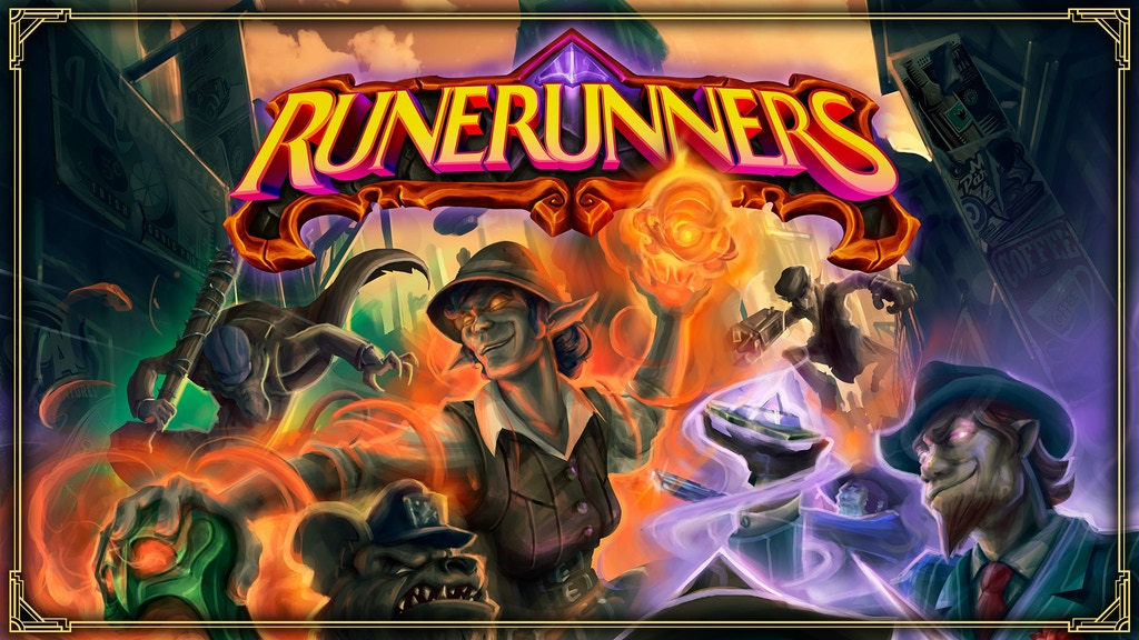 Project image for Runerunners