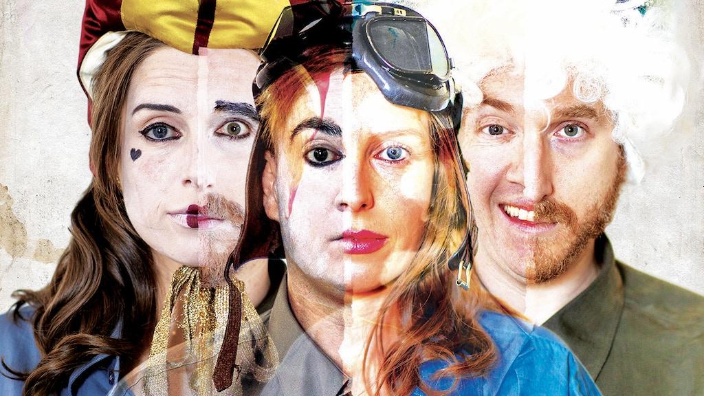 Switch Witchetty goes to Edinburgh Festival Fringe project video thumbnail